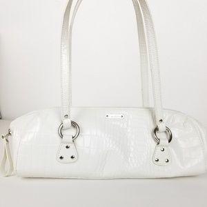 Lauren Ralph Lauren | white shoulder purse